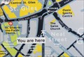 Image for You Are Here - Shaftesbury Avenue, London, UK