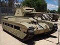 Image for Matilda II Tank - AAIM, Singleton, NSW, Australia
