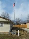 Image for De Witt Bicentennial Flagpole - De Witt, Mo.