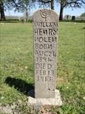 Image for William Henry Nolen - Burneyville Cemetery - Burneyville, OK