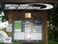 Image for Maytag Park Disc Golf Course - Newton, Iowa