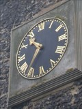 Image for Tower Clock, St.Peter & St.Paul's Church, High Street, Grays, Essex. RM17 6LN.
