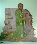 Image for St Paul Mosaic - St Paul's RC church - Tintagel, Cornwall