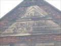 Image for 1881 Cyples's Old Pottery - Longton, Staffordshire.