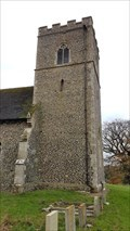 Image for Bell Tower - St Peter - Baylham, Suffolk
