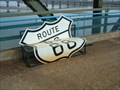 Image for Route 66 Bench - St. Louis, Missouri