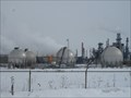 Image for Gas holders at BP NGL Storage - Sherwood Park, Alberta