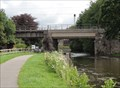 Image for Aldcliffe Road Bridge On Preston To Lanacster Junction Railway - Lancaster, UK