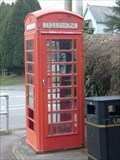 Image for Red Phone Box - LLanddarog - Carmarthenshire, Wales.