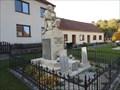 Image for Multi-War Memorial - Mokrá-Horákov, Czech Republic