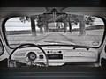 Image for Alleeblick aus einem VW Käfer - Hamburg, Deutschland
