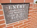 Image for John & Grace Barnes - Katie Cemetery - Katie, OK