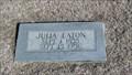 Image for 101 - Julia Eaton - Sapulpa, OK