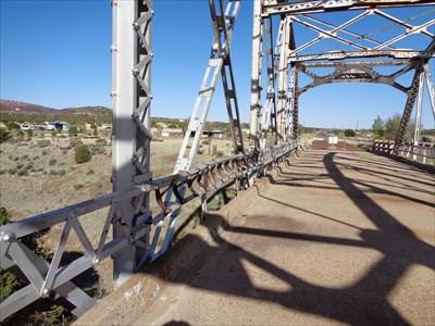 Walnut Canyon Bridge - Route 66