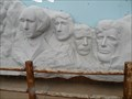 Image for Washington in Mt Rushmore Replica - Wall, South Dakota