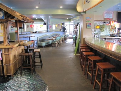 Margaritaville Bar, Capitola, CA