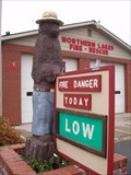 Image for Smokey Bear - Northern Lakes Fire & Rescue - Hayden, ID