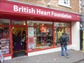 Image for British Heart Foundation Charity Shop, Evesham, Worcestershire, England