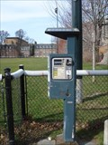 Image for Solar Powered Parking Meter - Tower Road - Toronto, Ontario, Canada