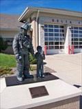 Image for Delta Township Fire Fighters Memorial - Delta Township, Michigan