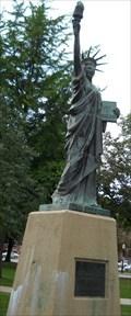 Image for Miniature Statue Of Liberty - Dubuque, Iowa