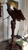 Image for Lectern - St Michael - Whichford, Warwickshire, UK