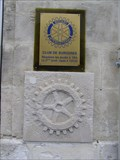 Image for Rotary plaque Surgeres,Fr