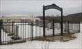 Image for Thomas Cemetery - Chenango Bridge, NY