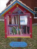 Image for Micro-bibliothèque,Pont-Viau,Laval.Québec