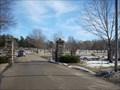 Image for Oak Hill Cemetery - Lawrence, Ks.