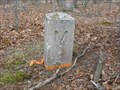 Image for USCGS West Line Stone 151, 1902, Pennsylvania - Maryland