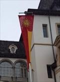 Image for Municipal Flag - Sierre, VS, Switzerland