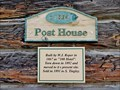 Image for Post House - 1892 - 108 Mile House, BC