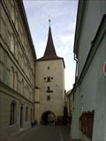 Image for Bell Tower - Velvarská brána / Velvary Gate, Slaný