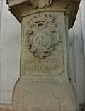 Image for 1766 - Statue pedestal  - Mladá Boleslav, Czech Republic