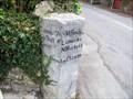 Image for R469 Milestone - Quin, County Clare, Ireland