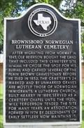 Image for Brownsboro Norwegian Lutheran Cemetery