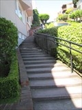 Image for Lombard Street Stairway Right (South) - San Francisco, CA