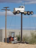 Image for Yucca Truck on a Pole