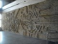 Image for Abstract Relief in Metro Station - Kacerov, Praha 4, CZ
