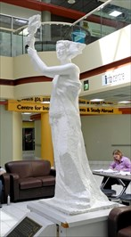 Goddess of Democracy - University of Calgary