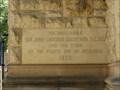 Image for Foundation Stone was laid - Bonython Hall - Adelaide - SA - Australia