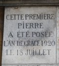 Image for 1920 - Le temple protestant - Saint-Quentin, France