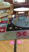 Image for Canada/USA Crossing - INSIDE Haskell Free Library Childrens Room - Stanstead, QC / Derby Line, VT