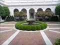 Image for Freer Fountain  -  Washington, DC