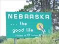 Image for Colorado / Nebraska Border - Highway 34, Nebraska