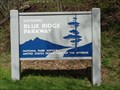 Image for Blue Ridge Mountains of Virginia - Cherokee, Tennessee, USA.