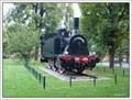 Image for Steam locomotive (Locomotiva a vapore) 851.186, Como, Italy
