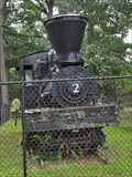 Image for Shay Locomotive No. 2005 - Nacogdoches, TX