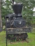 Image for Shay Locomotive No. 2005 - Nacogdoches, TX